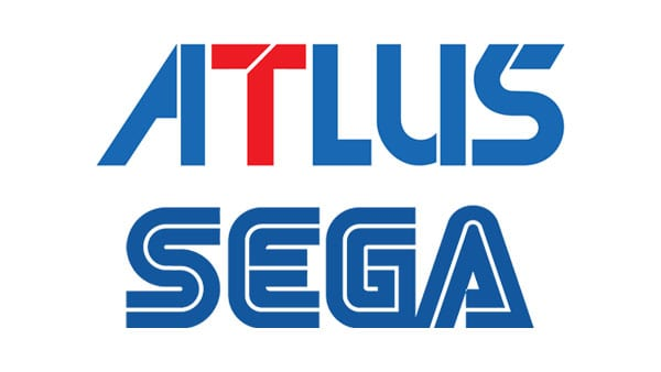 Atlus and SEGA logo