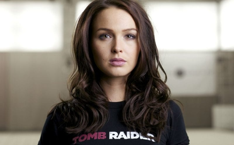 Camilla Luddington - Lara Croft (Tomb Raider)