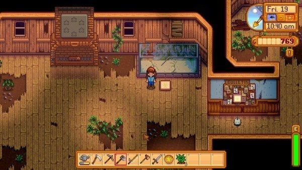 Stardew valley how to rebuild the community center for How to fish in stardew valley ps4