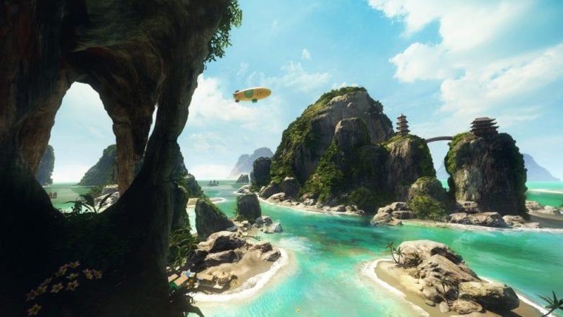 Cryengine V, Crytek