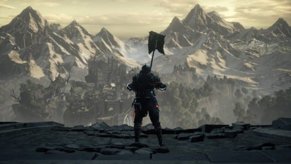 xbox one, Dark Souls III, Bandai Namco, announcement, tease, news, DLC, Dark Souls