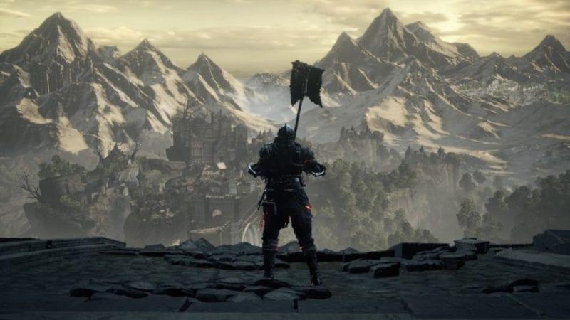 xbox one, Dark Souls III, Bandai Namco, announcement, tease, news, DLC, Dark Souls