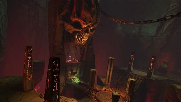 Doom Multiplayer Infernal