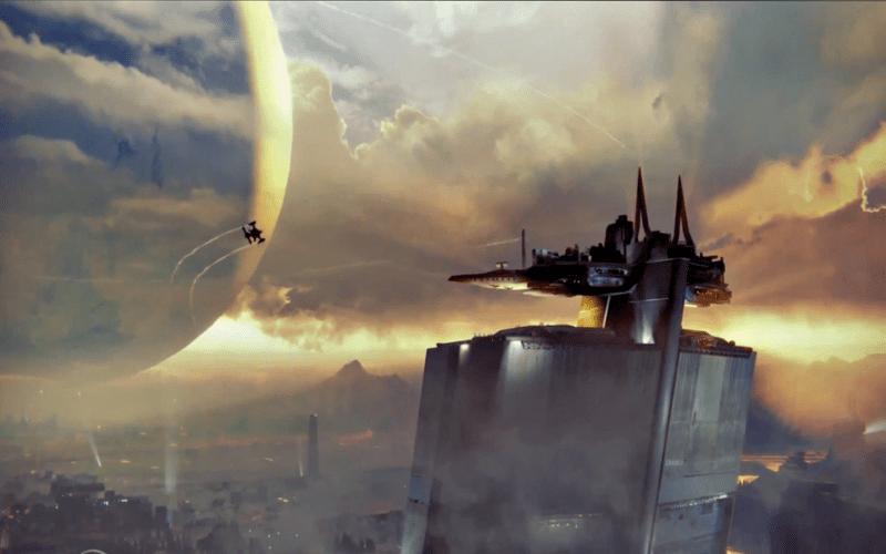 Destiny-Tower