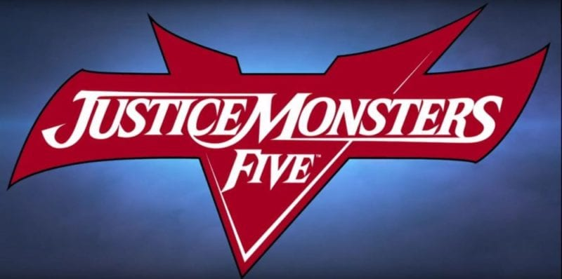 FFXV Justice Monsters Five