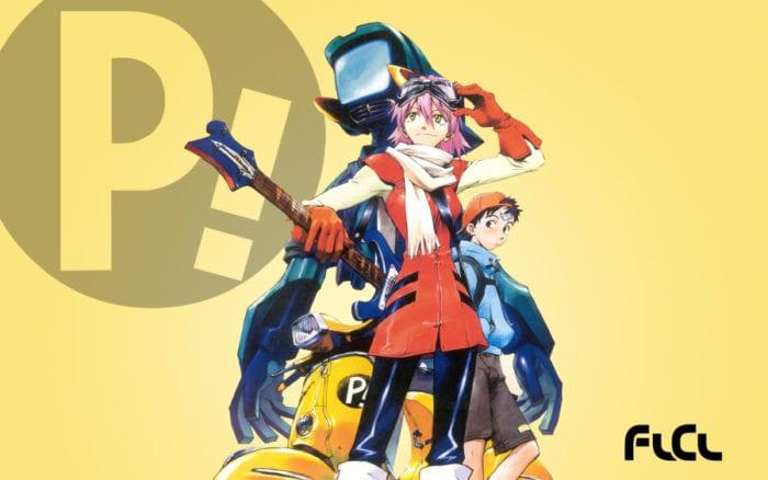 FLCL, Fooly Cooly, Furi Kuri, anime, Toonami