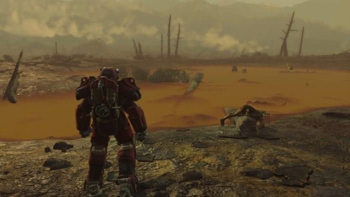 Fallout 4 knew it