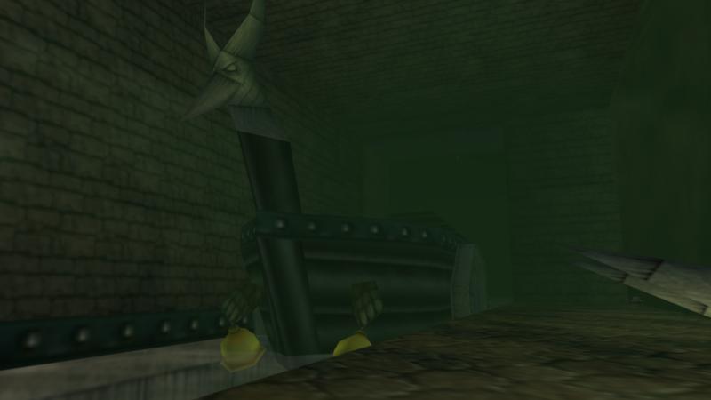 Legend of Zelda Dungeons Shadow Temple