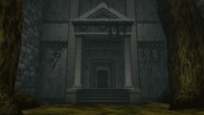 Legend of Zelda, Dungeons, forest temple