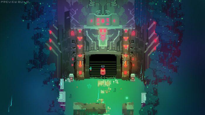 Hyper Light Drifter, release date, indie