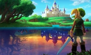 The Legend of Zelda, A Link Between Worlds