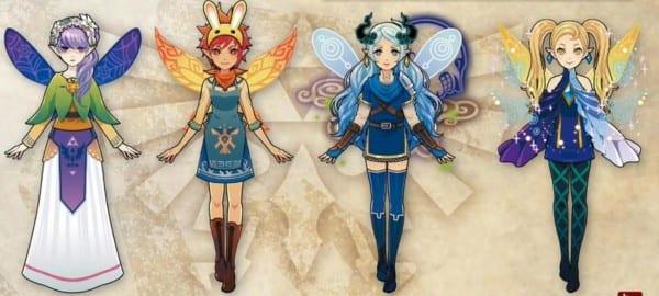 Hyrule Warriors Legends, My Fairy Mode