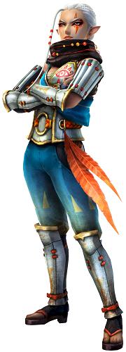 Hyrule Warriors Legends_02 Impa