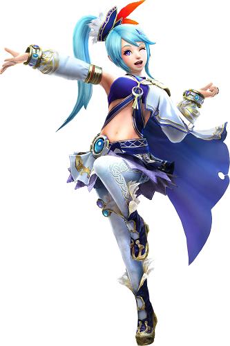 Hyrule Warriors Legends_04 Lana