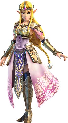 Hyrule Warriors Legends_05 Zelda