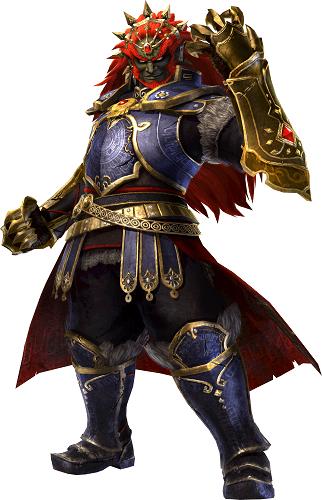 Hyrule Warriors Legends_06 Ganondorf