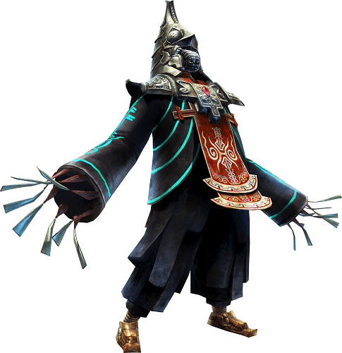 Hyrule Warriors Legends_11 Zant
