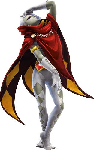 Hyrule Warriors Legends_13 Ghirahim