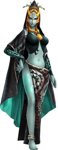 Hyrule Warriors Legends_17 Twili Midna