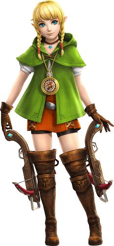 Hyrule Warriors Legends_20 Linkle