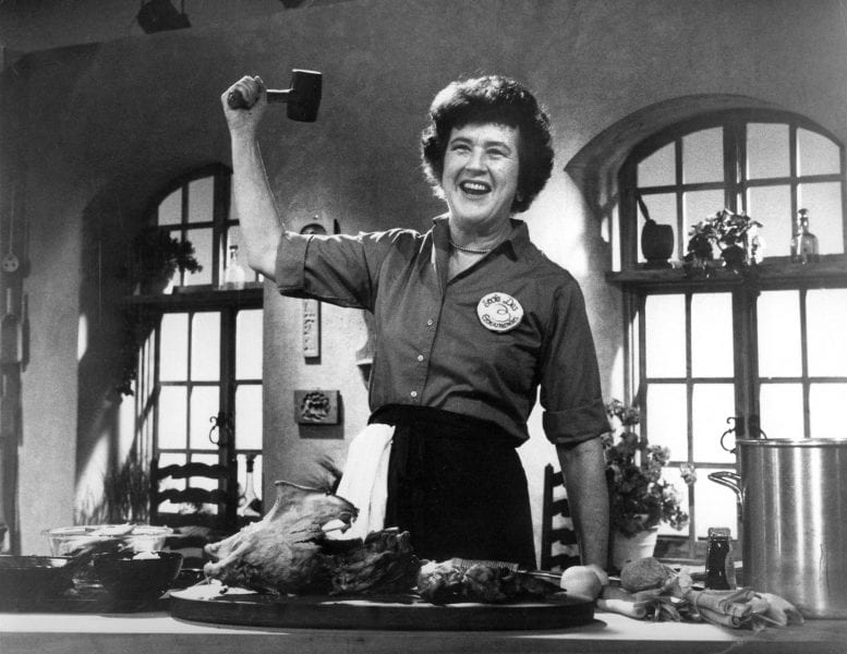 Julia Child, The French Chef, Twitch