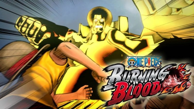 One Piece, Burning Blood
