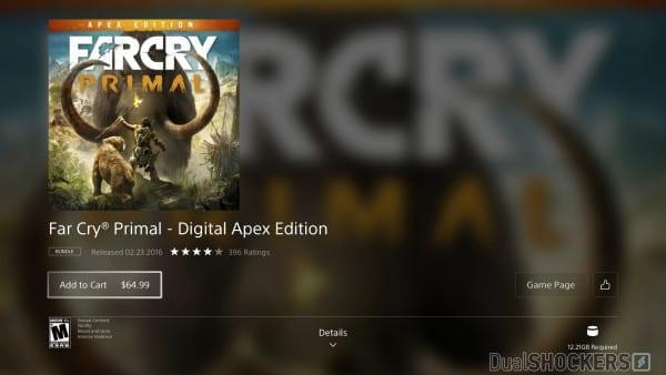 PlayStation Store, leak, images