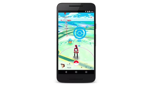 Pokémon, Pokémon GO, mobile, screenshots