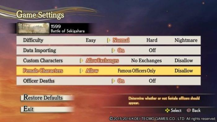 SAMURAI WARRIORS 4 Empires_20160312160741