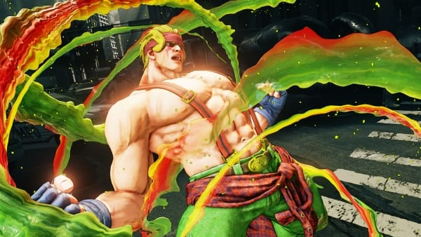 March Street Fighter 5 update adding new character, challenge mode, rematches