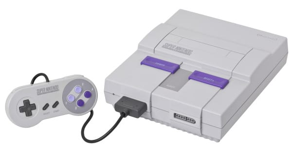 snes best selling consoles