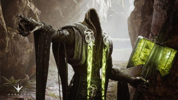 Sevarog Paragon Epic Games