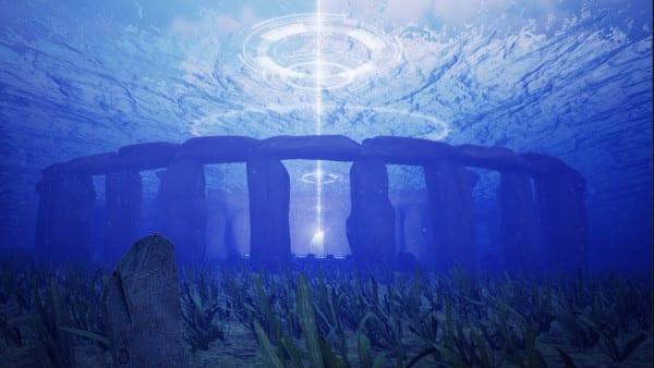 Time Machine VR Stonehenge
