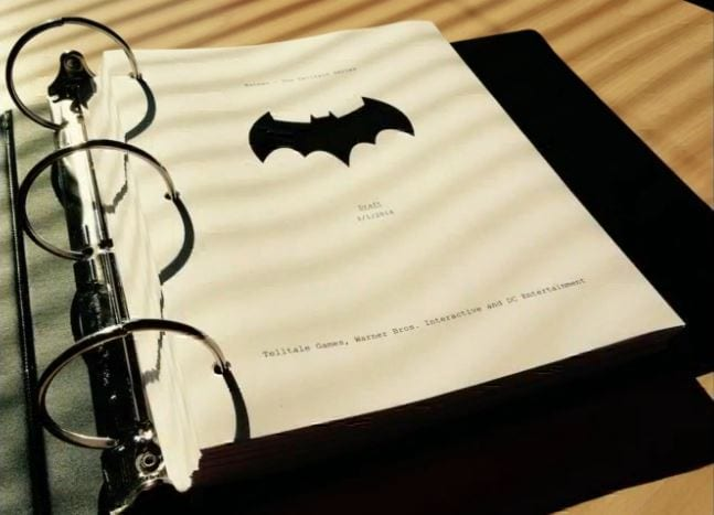 Telltale Games, Batman