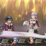 The Legend of Heroes, Trails of Cold Steel II, screenshot