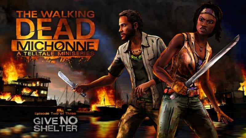 The Walking Dead, Michonne, Telltale Games, episode 2