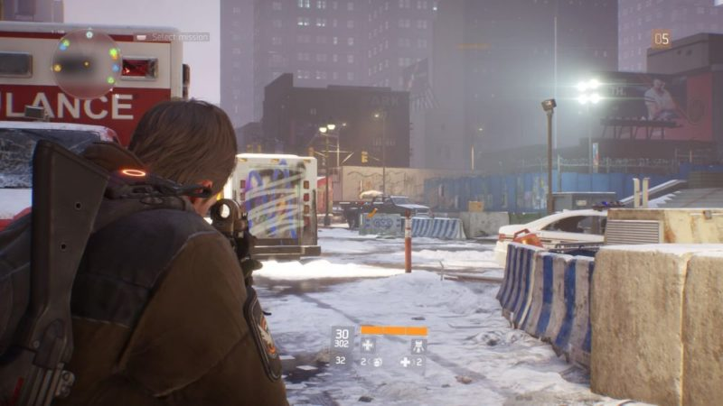 The Division, how to, aim down, sights