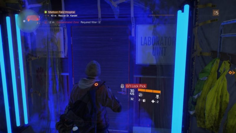 contamination zones, the division, best weapons, how to, get, guide