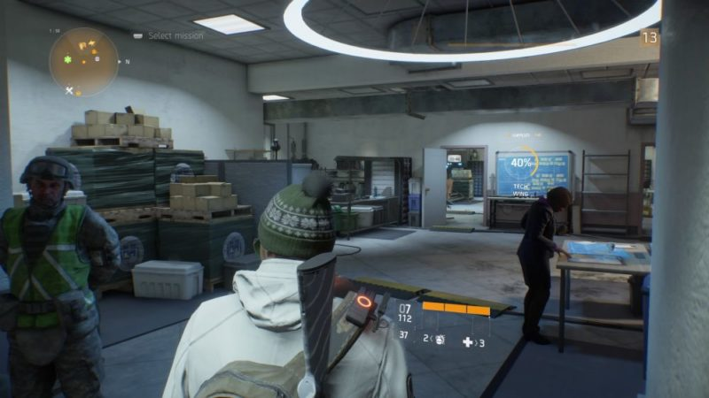 The Division, voip, voice chat, streamers, bad news, leak, IP
