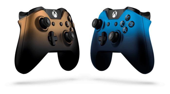 xbox one special edition controllers