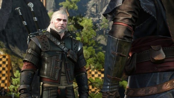 Witcher 3, the division, geralt, appearance
