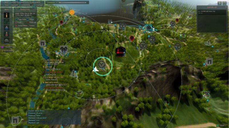 black desert how to use nodes