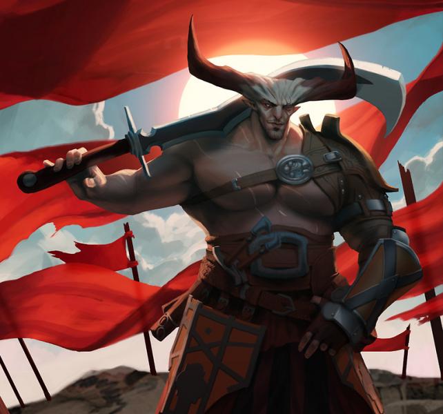 bull dragon age inquisition