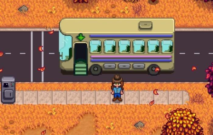 bus stardew valley