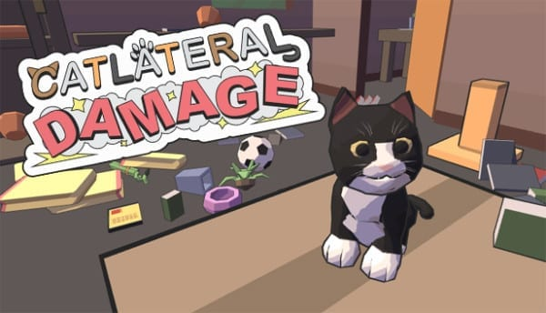 Catlateral Damage, announcement, ps4