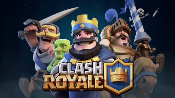 clash royale, games at work
