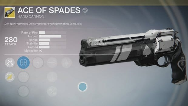 #24 Queenbreakers' Bow , #23 Ace of Spades