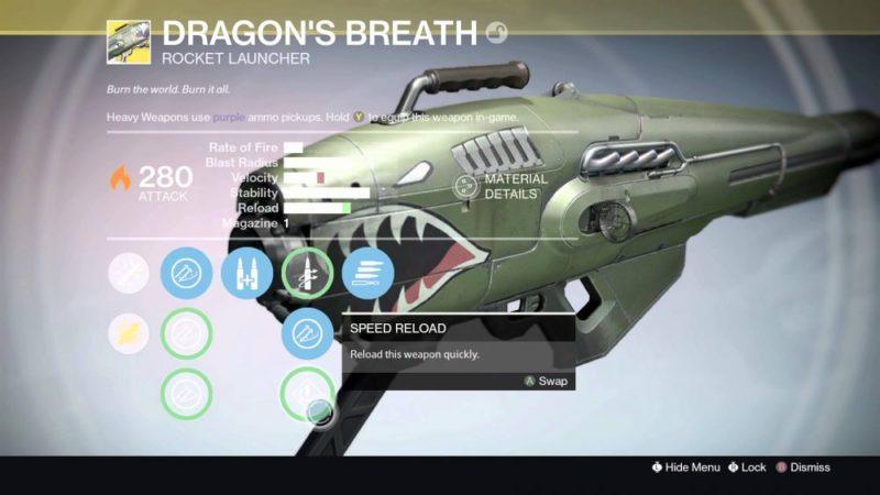 destiny dragon's breath year two