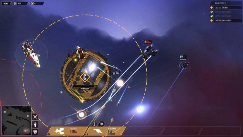 distant star revenant fleet capture point