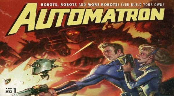 automatron, Fallout 4, robots, creations, best, user